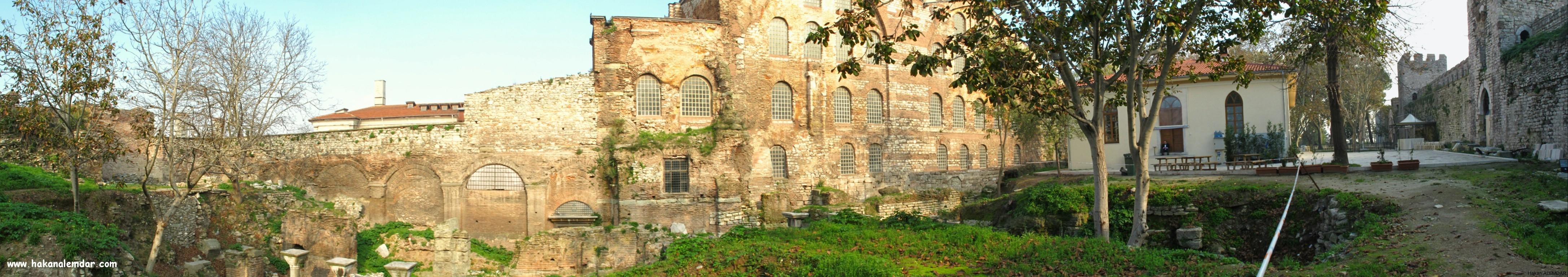 Panorama TOPKAPI SARAYI 1