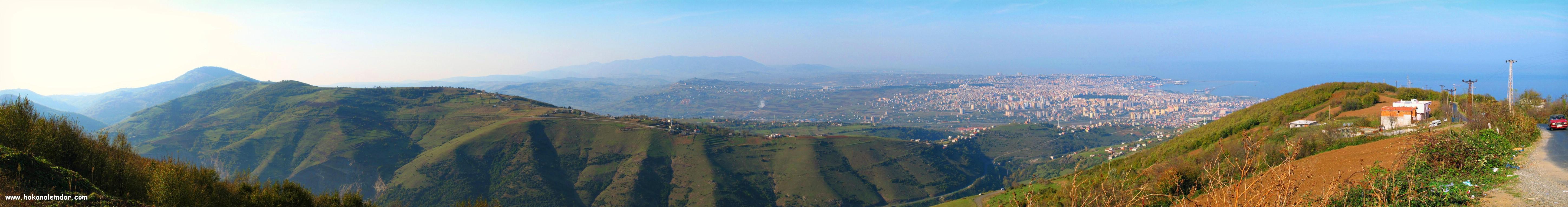 Panorama SAMSUN 01