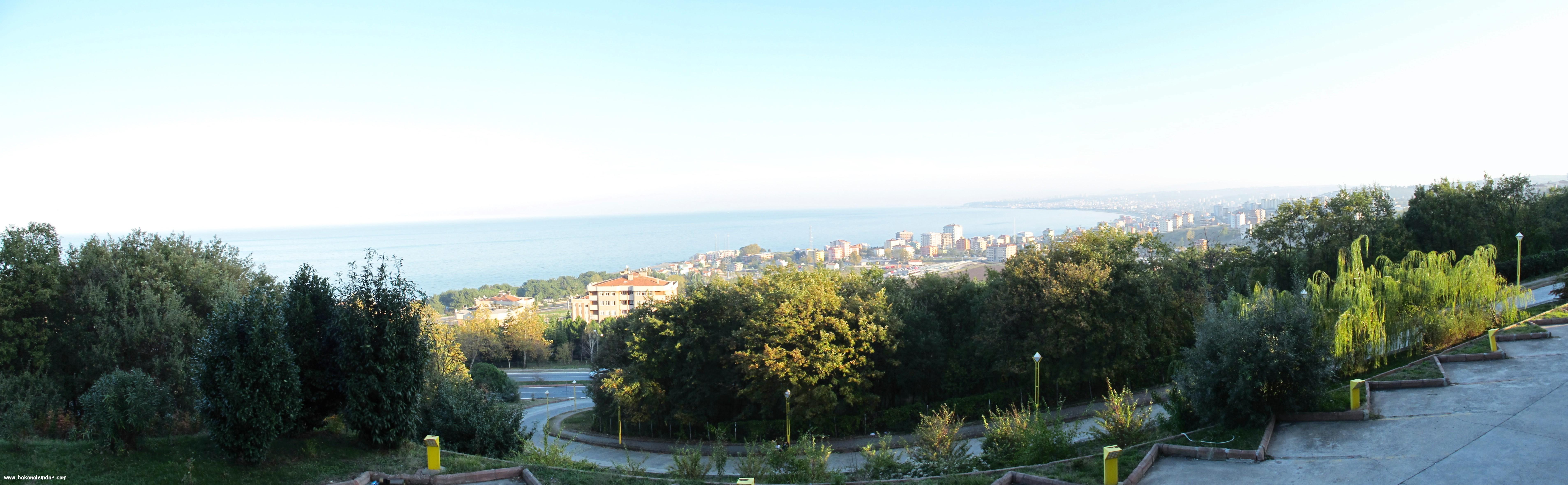 Panorama SAMSUN 02