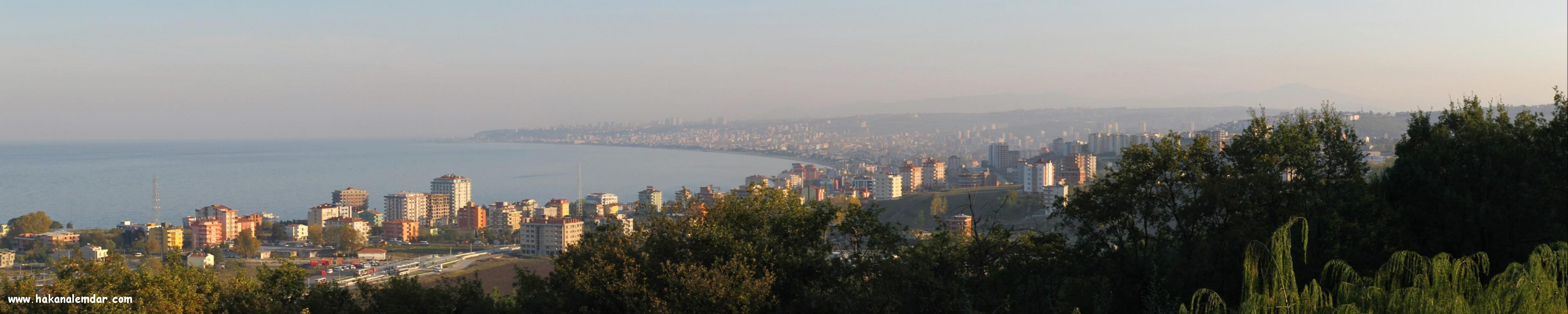 Panorama SAMSUN 03
