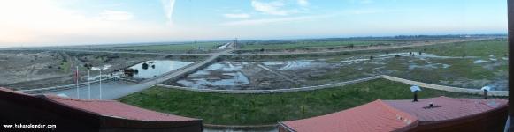 Panorama BAFRA KUŞ CENNETİ