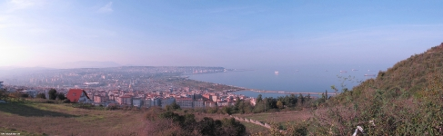 Panorama SAMSUN 06