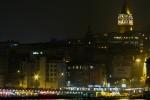 Galata kulesi ve Karaköy