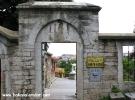 Kariye Müzesi dış cephe detay fotoğrafları