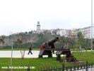 Şile parkları ve yeşil alanları