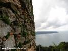 Yoros kalesinden Karadeniz'e bakış