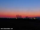 Edirne gün batımı