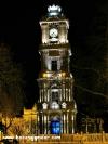 Dolmabahçe Saat Kulesi Gece