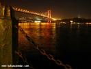 Gece Ortaköy ve Boğaziçi Köprüsü 3