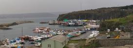 Rumeli Feneri Liman Panoraması