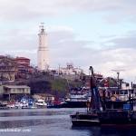 Balıkçı barınağından Rumeli Feneri