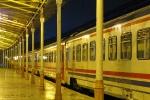 Sirkeci Tren Garı Gece