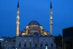 Yeni Camii Gece