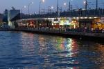 Galata Köprüsü Gece