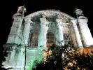 Ortaköy Mecidiye Camii Gece detay 3