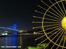Gece Ortaköy ve Boğaziçi Köprüsü 1